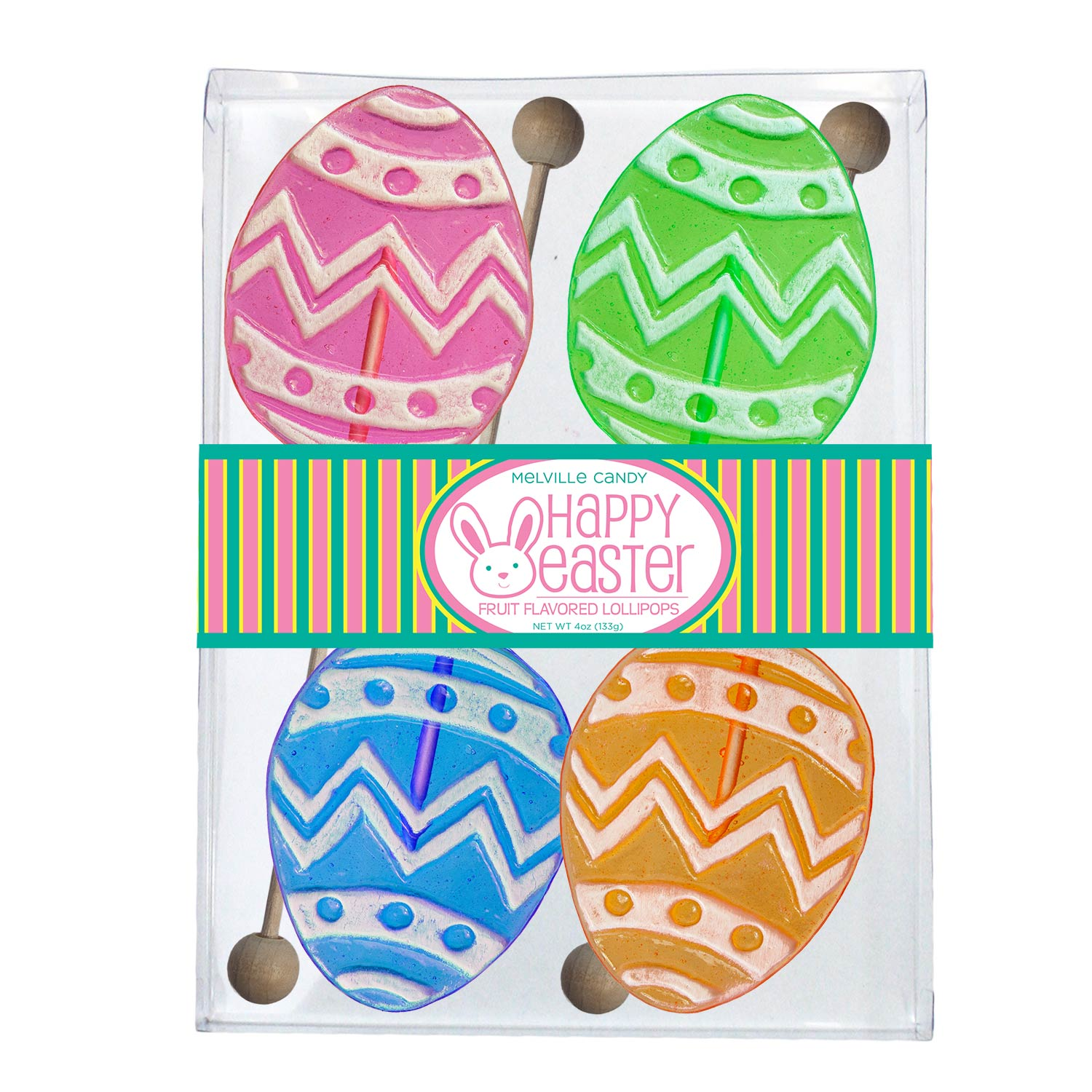 Frosted egg lollipops by melville candy negle Images