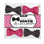 Bow Tie Lollipop Masks: 3 Acetate Gift Sets