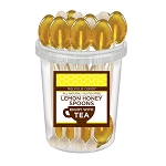 Lemon Honey Spoons: 30 Pack Bucket