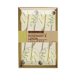 Rosemary & Lemon Natural Lollipops: 3 Kraft Gift Sets