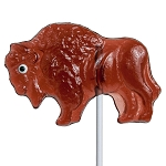 Buffalo Lollipops: 24 Pack