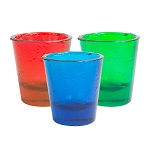 Hard Candy Shot Glasses: 12 Pack