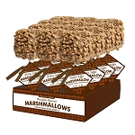 Giant Toffee Marshmallow: 12 Pack Display