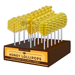 Honey Hive Lollipop Assortment: 24 Pack Display