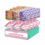 Giant Spring Marshmallow Assortment: 12 Pack Display