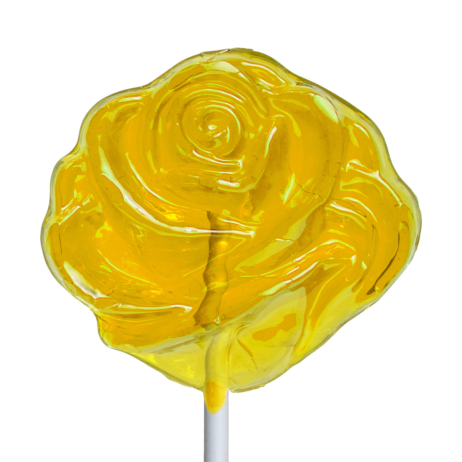 friendship yellow rose lollipopsmelville candy
