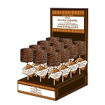 Giant Caramel Sea Salt Marshmallows: 12 Pack Display