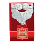 Giant Santa Beard Lollipop Masks: 3 Kraft Gift Sets