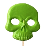 Giant Skull Lollipop Masks: 6 Pack