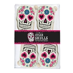 Sugar Skull Lollipops: 3 Acetate Gift Sets