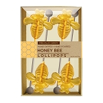 Honey Bee Lollipops: 3 Kraft Gift Sets