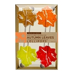 Autumn Leaf Lollipops: 3 Kraft Gift Sets