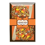 Candy Corn Cookie Pops: 3 Kraft Gift Sets