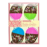 Milk Chocolate Dipped Confetti Egg Lollipops: 3 Chip Gift Sets