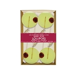 Whiskey Sour Cocktail Lollipops: 3 Kraft Gift Sets