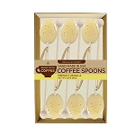 French Vanilla Coffee Spoons:  (3) 6PK KRAFT GIFT SETS