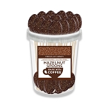 Hazelnut Coffee Spoons: 30 Pack Bucket