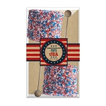 Giant Patriotic Crystalz Marshmallows: 3 Acetate Gift Sets