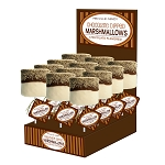 Giant Graham Cracker S'More Marshmallow: 12 Pack Display