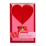 Giant Heart Lollipops: 3 Kraft Gift Sets