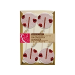 Raspberry Maqui Gourmet Lollipops: 3 Kraft Gift Sets