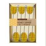 Honey Dipper Lollipops: 3 Kraft Gift Sets