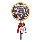 Chocolate Peppermint Pie Lollipop: 12 Pack
