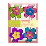 Royal Iced Spring Flower Lollipops: 3 Chip Gift Sets