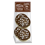 S'more Marshmallow Toppers: (3) 4PK GUSSET BAG