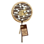 Chocolate S'Mores Pie Lollipop: 12 Pack