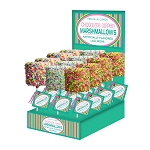 Giant Pastel Marshmallow Assortment: 12 Pack Display