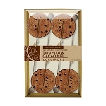 Tirimisu Natural Lollipops: 3 Kraft Gift Sets