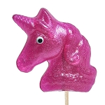 Unicorn Lollipops: 24 Pack