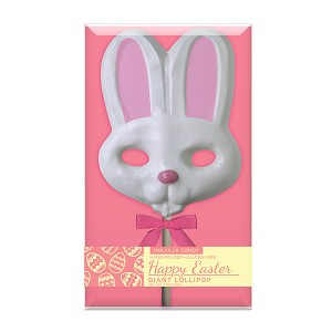 Giant Bunny Lollipop Masks: 3 Acetate Gift Sets
