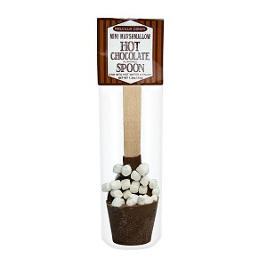 Mini Marshmallow Hot Chocolate Spoons: 16 Pack