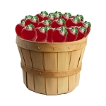 Apple Lollipop: 30 Pack Basket