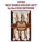 Mini Marshmallow Hot Chocolate Stirrer Gift Sets</br>3 Gift Sets