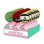 Springtime Critters Cookie Pop Assortment: 18 Pack Display