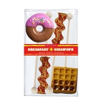 Breakfast Lollipops: 3 Acetate Gift Sets