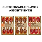 Customizable Cinnamon Spoon Sampler: 3 Gift Sets