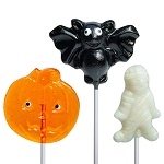 Classic Halloween Lollipop Assortment: 24 Pack