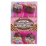 Chocolate Confetti Marshmallow Cupcakes</br>3 Gift Sets