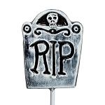 Frosted Tombstone Lollipops: 24 Pack