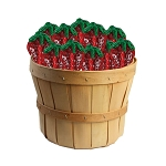 Strawberry Lollipop: 30 Pack Basket