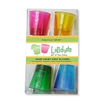 Lolli-Shots Hard Candy Shot Glasses: 3 Acetate Gift Sets