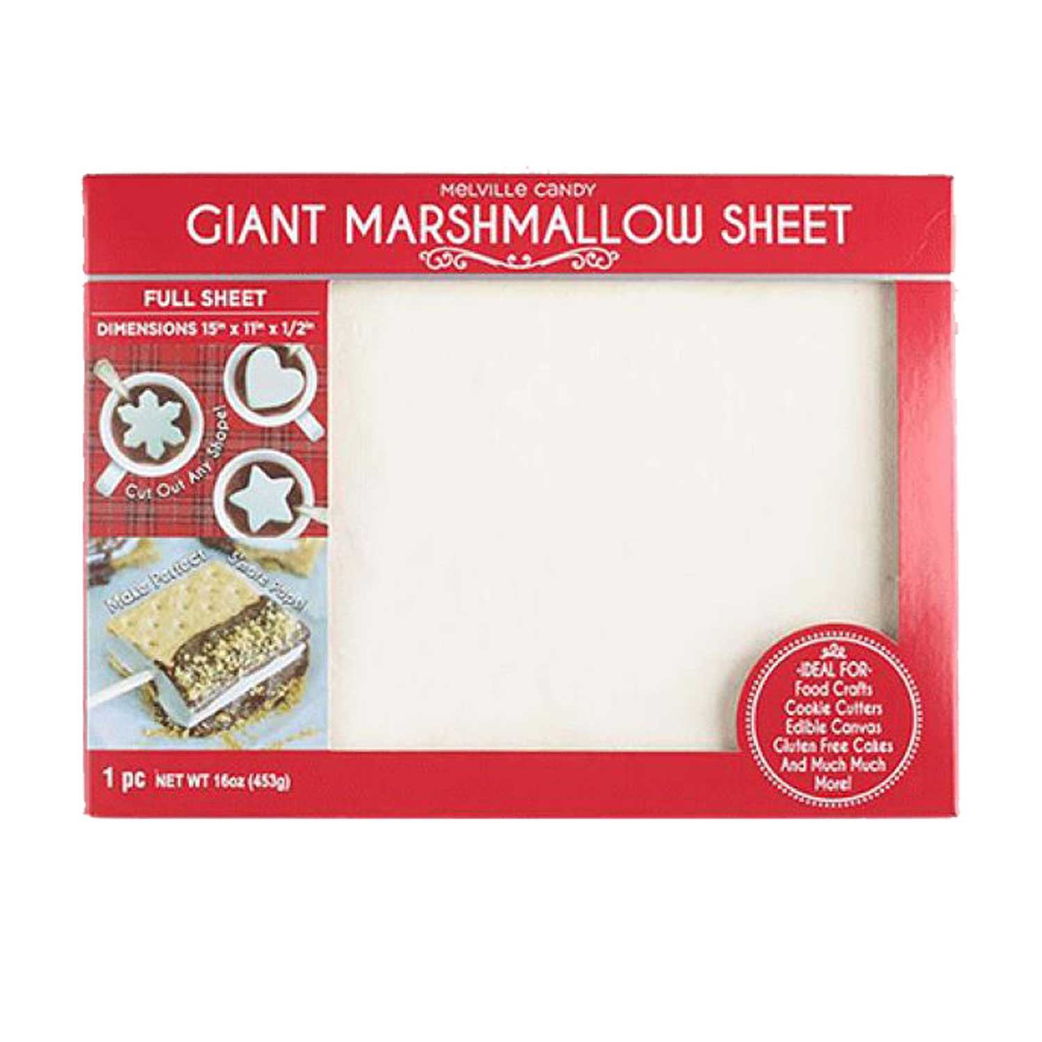Marshmallow Sheets