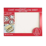 Marshmallow Sheet: 1PK Full Sheet