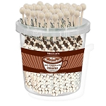 Mini Marshmallow Hot Chocolate Stirrer Large Bucket</br>Pack 50