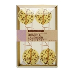 Lavender & Honey Natural Lollipops: 3 Kraft Gift Sets