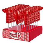 Lobster Tail & Claw Lollipop Assortment: 24 Pack Display